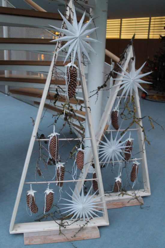 Weihnachtsausstellung im Landratsamt Ulm